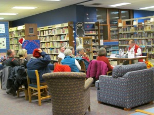 Bluffton library 1